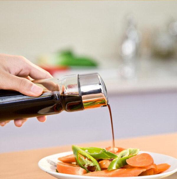 olive oil vinegar bottle dispenser glass online ibuy al