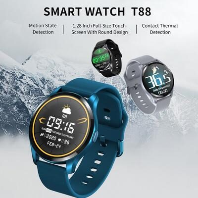 smart watch t88 online ibuy al