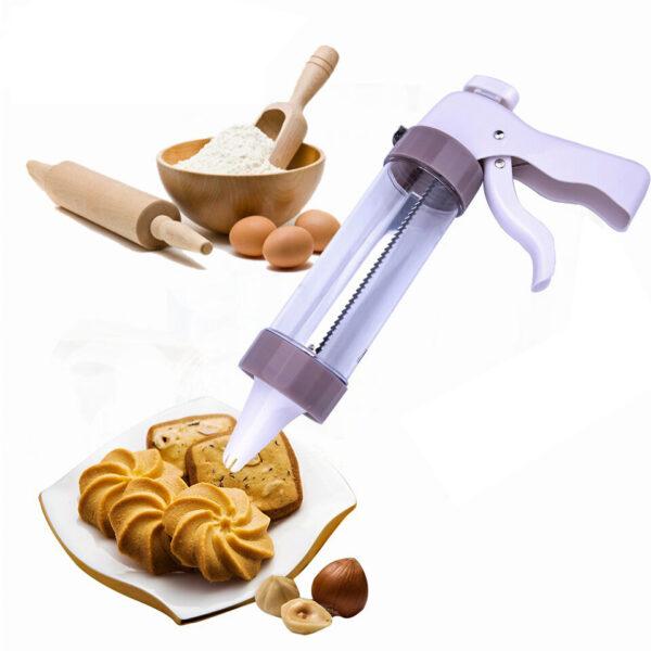 cokie press set kit gun cake online ibuy al