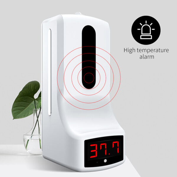 k9 measuring thermometer touchless soap dispenser ibuy al