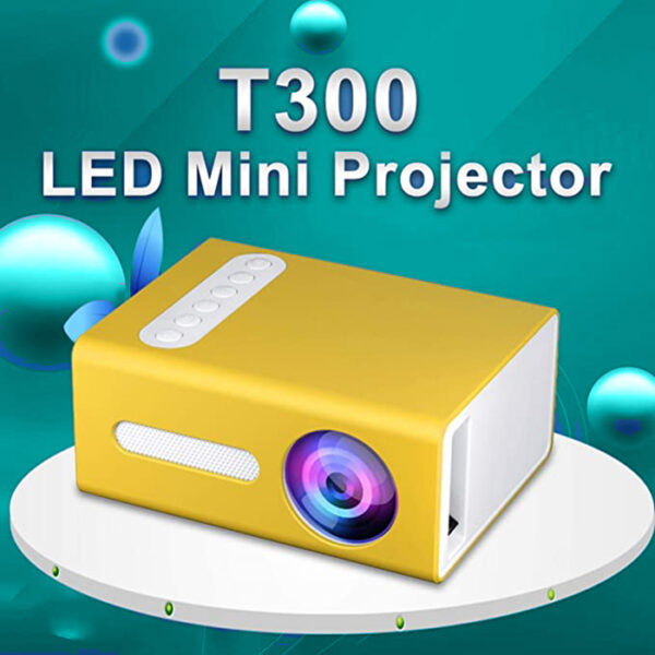 mini led projector t300 online ibuy al