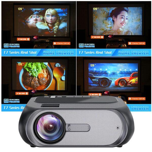 mini projektor t7 online ibuy al