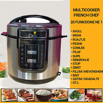 multicooker french chef online ibuy al