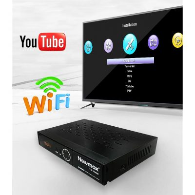 Newmax High Definition dvb t2 s2 combo online ibuy al