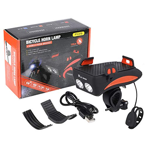 Multifunction 4 IN 1 Bike Light ibuy al