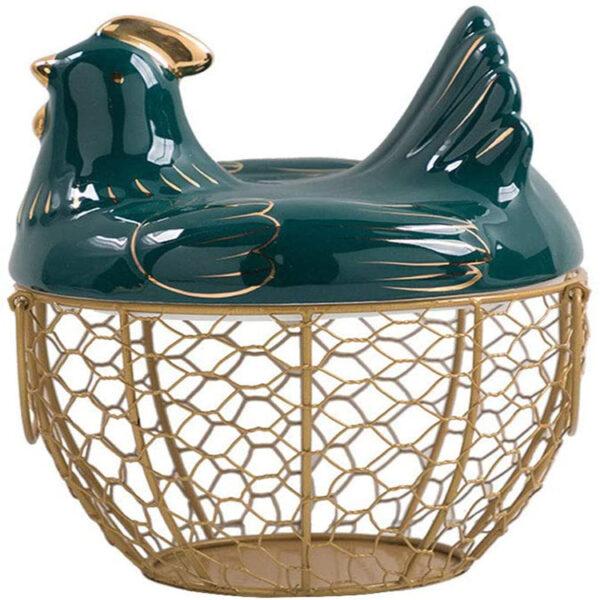 Ceramic Egg Holder Organizer Storage online ibuy al