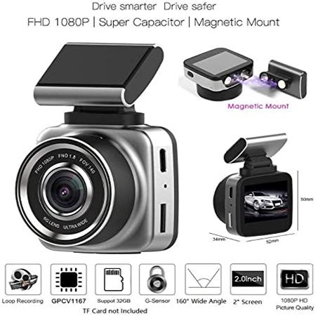 Mini Car DVR Camera Full HD 1080P online ibuy al
