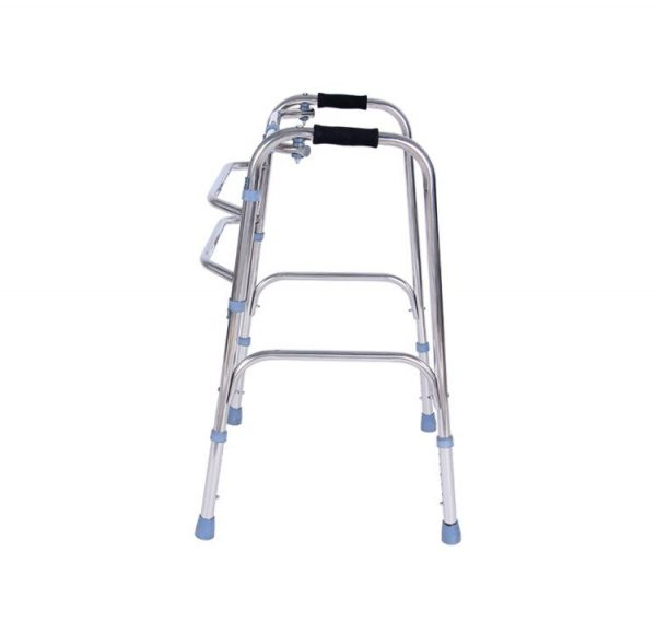 Stainless Steel Old Man People with Disabilities Walk Aid ibuy al