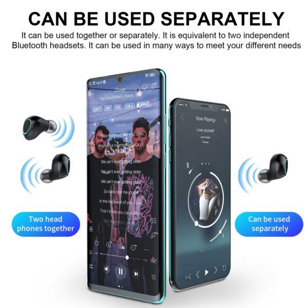 earbuds powerbank 5000mah online ibuy al