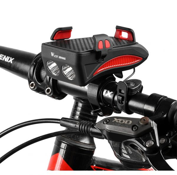 Multifunction 4 IN 1 Bike Light ONLINE IBUY AL
