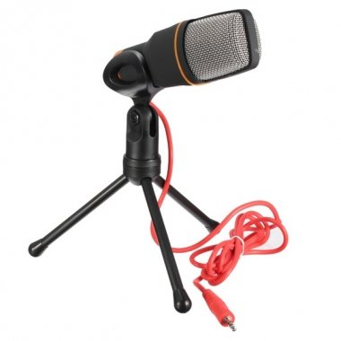 sf 666 multimedia stuido wirel microphone with tripod ibuy al
