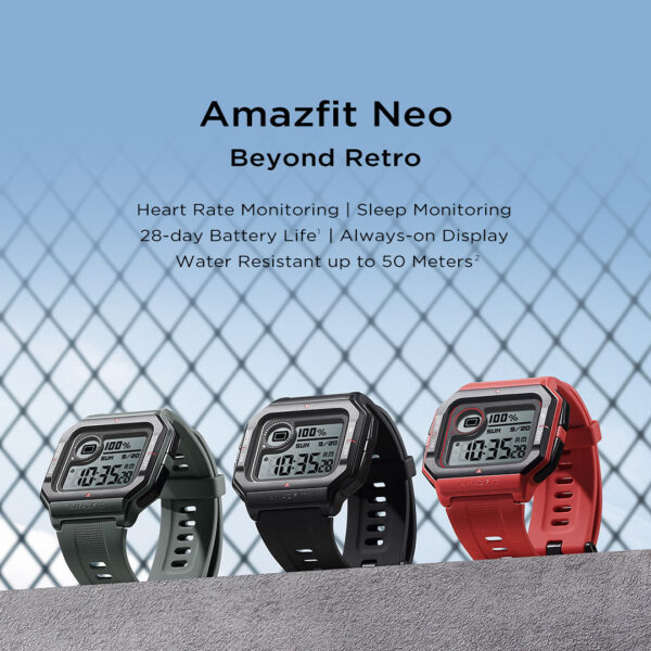 amazfit neo smart watch online ibuy al