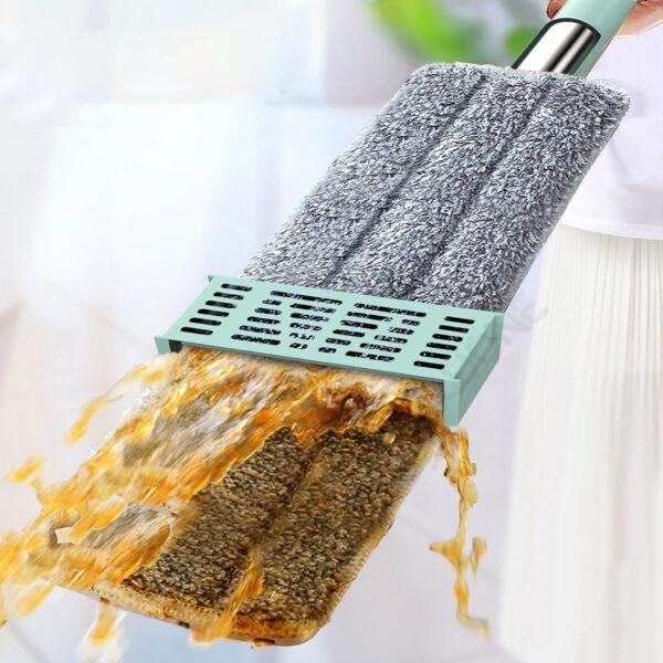 hand free flat mop online ibuy al