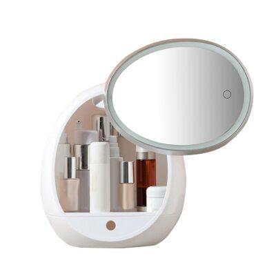 Makeup Organizer Modern mirror online ibuy al