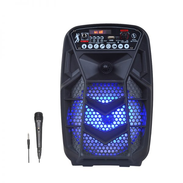 Bluetooth Speaker Mic Karaoke ibuy al
