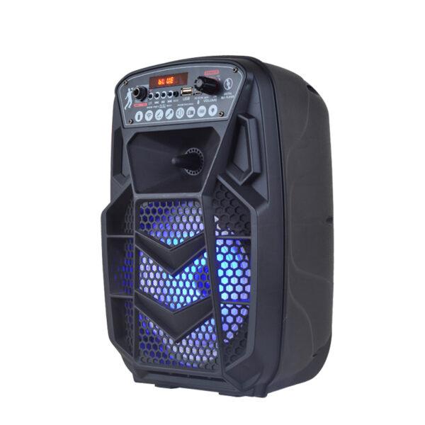 Bluetooth Speaker w/Mic Karaoke ibuy al