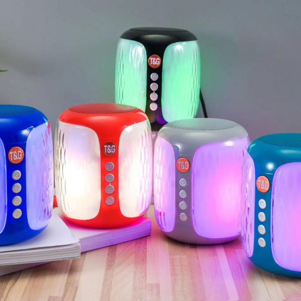 tg611 portable speaker wireless bluetooth ibuy al