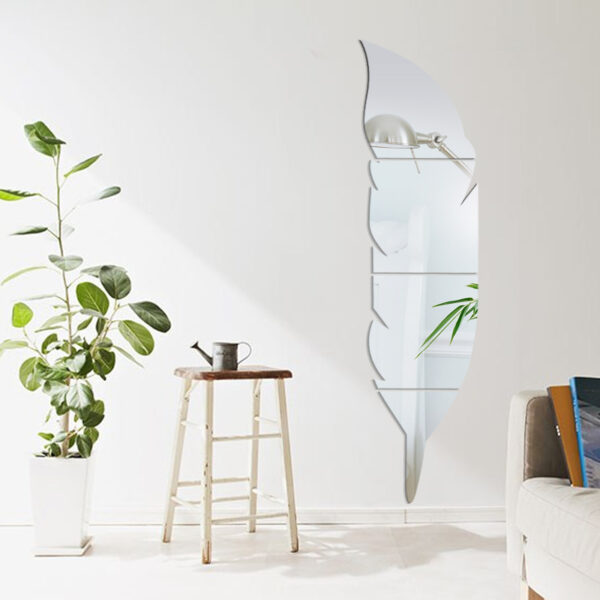 acrylic leaf mirror online ibuy al