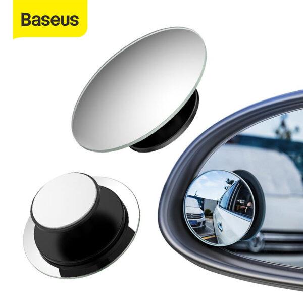 Full-vision Adjustable Blind Spot Mirror ibuy al