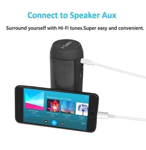 3.5 AUX Audio Adapter Cable ibuy al