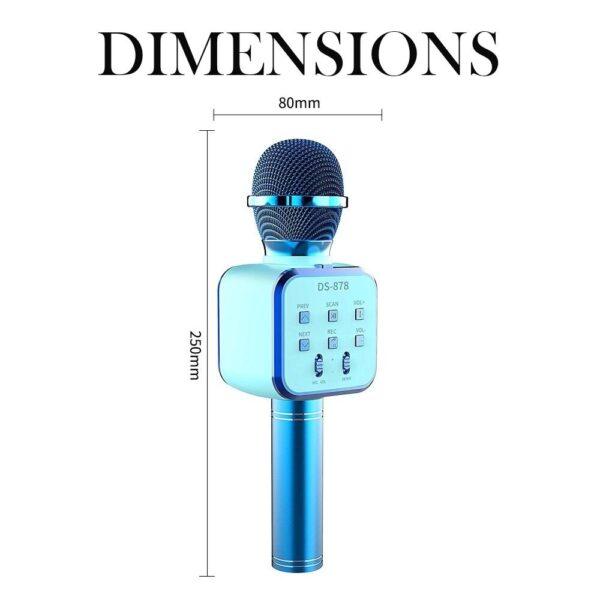 Wireless Bluetooth Microphone DS878 online ibuy al