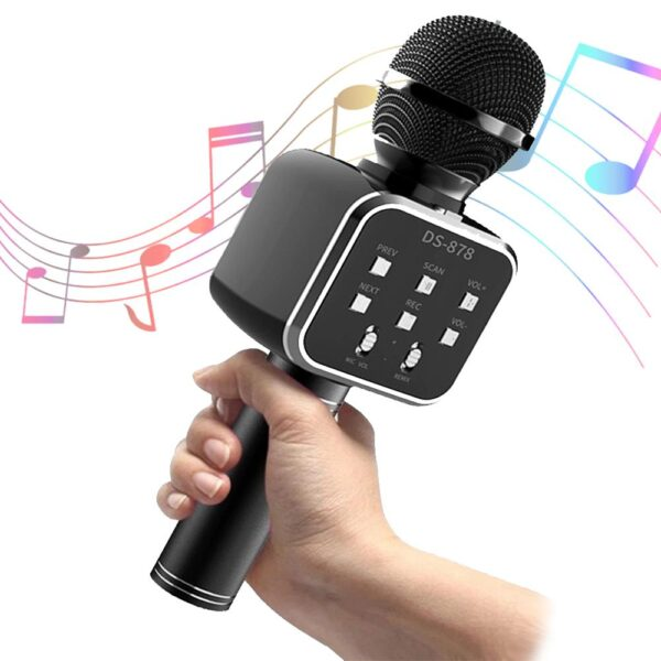 Wireless Bluetooth Microphone DS878 online shop ibuy al
