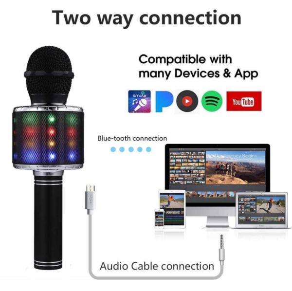 handheld ktv ws 868l microphone online shop ibuy al