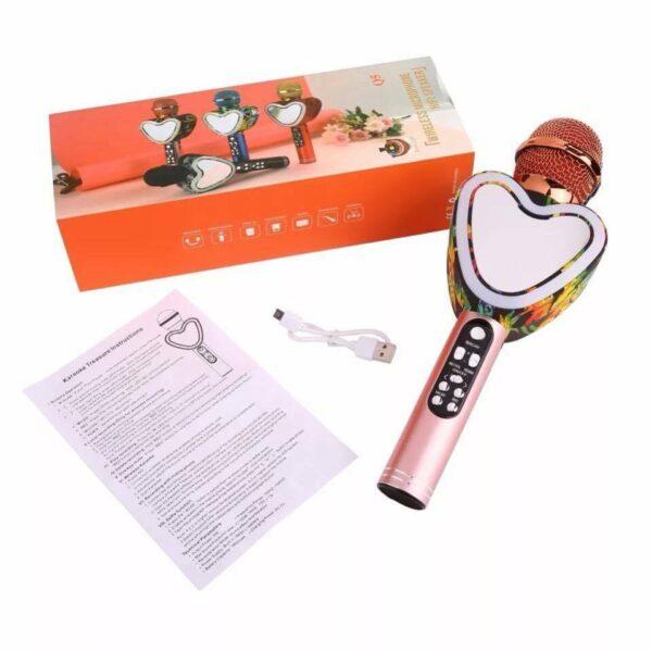 Karaoke Wireless Microphone Hifi Speaker ibuy al