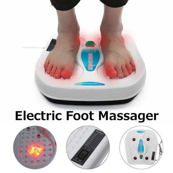 Masazhues per kembet-Electric foot massager