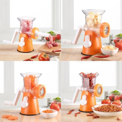 Makineri per copetimin e mishit-Stainless meat grinder