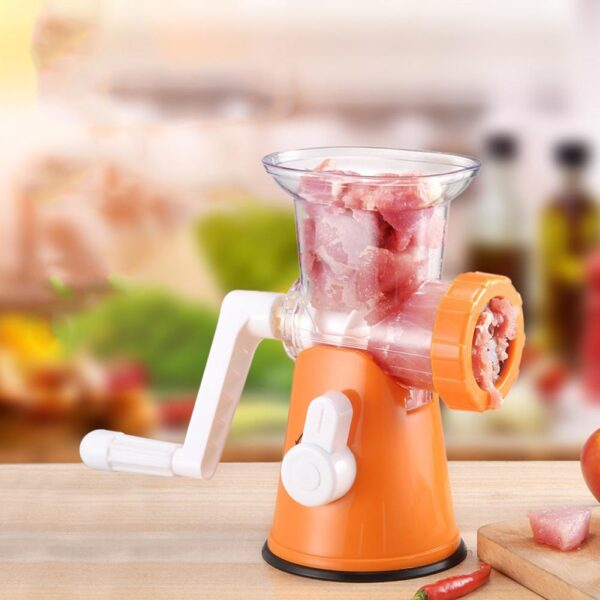 Mkineri per copetimin e mishit-Stainless meat grinder