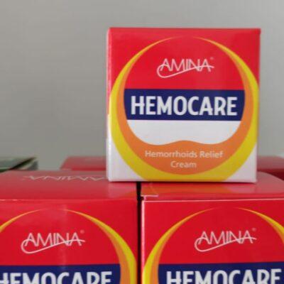 Krem per hemorroidet-Hemocare-AMINA
