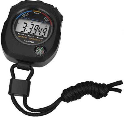 Kronometer digital dore