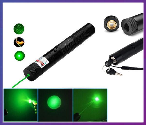 Laser jd 303
