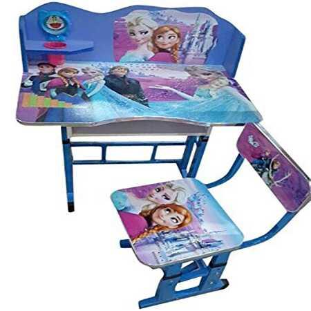Tavoline studimi me karrige per femije