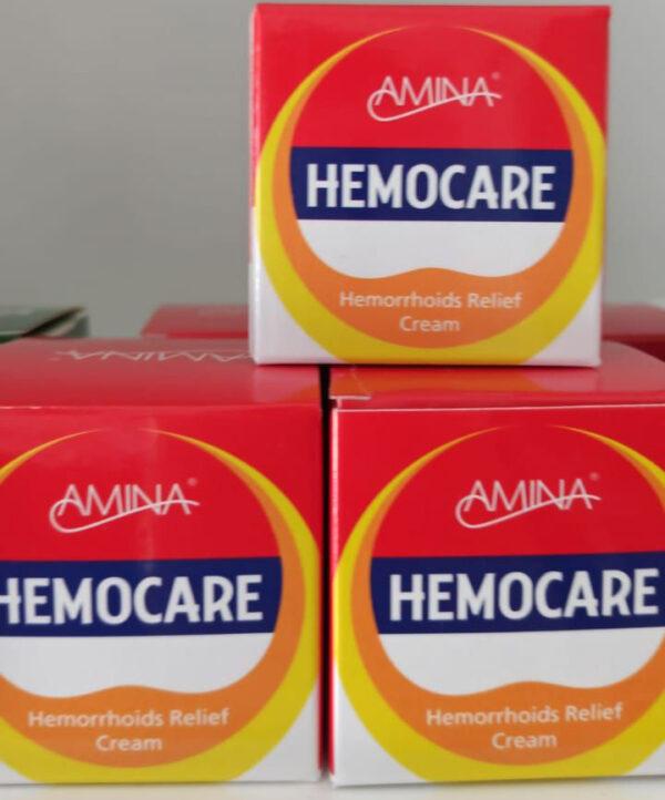 Krem per hemorroide-Hemocare-Amina