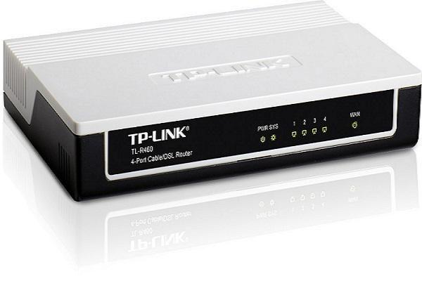 Tp link 4 port cable dsl ibuy al