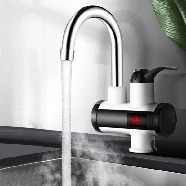 rubinet elektrik uji me ngrohje ne shitje online ibuy al