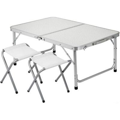 tavoline portabel me karrige per piknik ne shitje online ibuy al