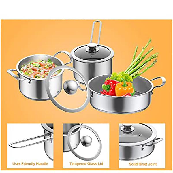 set gatimi per kuzhine tenxhere dhe tigan ne shitje online ne ibuy al