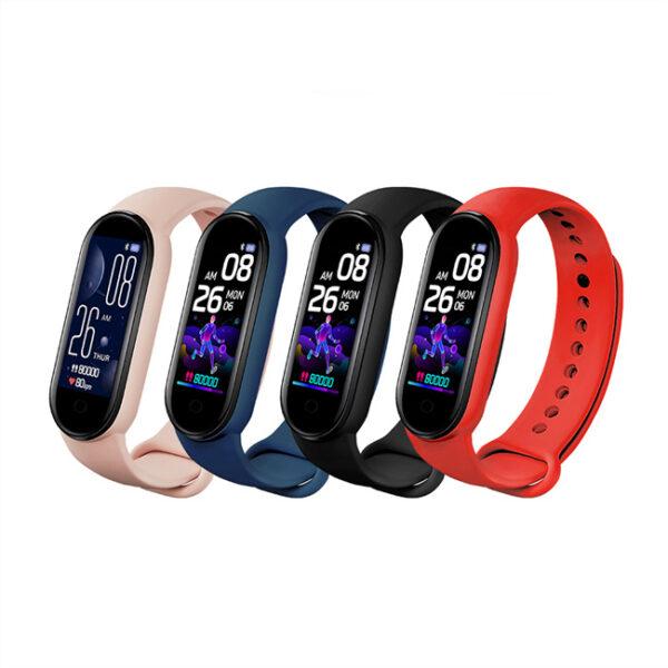 smart barcalet M6 heart rate sleep ne shitje online ne ibuy al