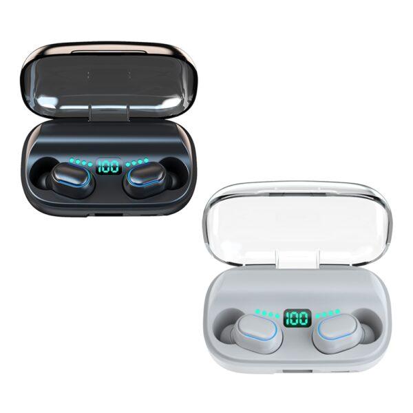 t11 tws bluetooth 5-0 earphone wireless ne shitje online ne ibuy al