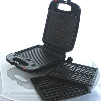 toster dhe waffle maker dsp shitje online ne ibuy al