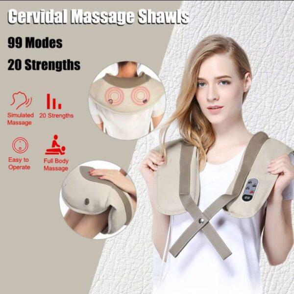 masazhues per qafen dhe shpinen blerje online ne ibuy al
